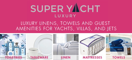 Super Yacht Luxury has moved to Chief Stew Shop