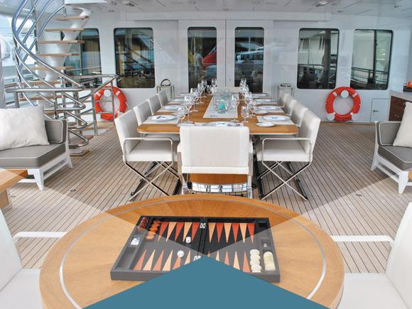 Choosing a Yacht