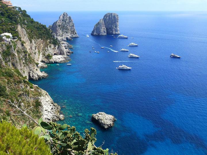 Capri Yacht Charters